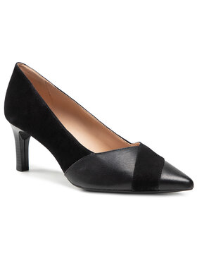 Geox Geox Chaussures basses D Bibbiana A D029CA 021TU C9999 Noir