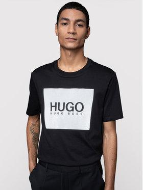 Hugo Hugo Tricou Dolive211 50442929 Negru Regular Fit