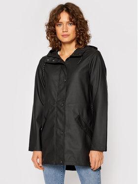 Vero Moda Vero Moda Větrovka Malou 10247789 Černá Regular Fit