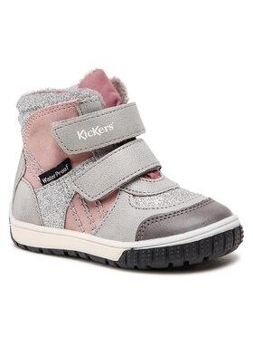 Kickers Kickers Cizme de zăpadă Sitrouille Wpf 585575-10 Gri