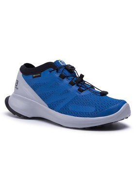 Salomon Salomon Παπούτσια Sense Flow Gtx GORE-TEX 409671 26 W0 Μπλε