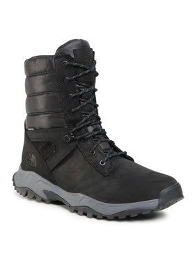 The North Face The North Face Μπότες Χιονιού Thermoball Boot Zip-Up NF0A4OAIKZ21 Μαύρο