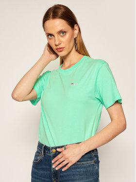 Fila Fila T-Shirt Eara 687469 Zelená Regular Fit