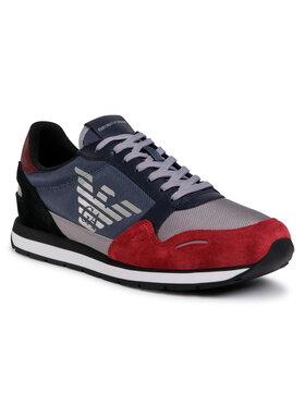 Emporio Armani Emporio Armani Sneakers X4X215 XM561 N234 Colorat