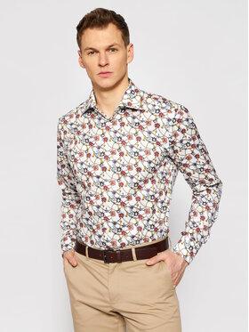 Eton Eton Marškiniai 100002037 Spalvota Slim Fit