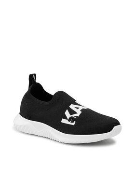 KARL LAGERFELD KARL LAGERFELD Sneakersy Z19051 S Černá