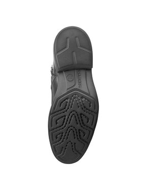 Geox Geox Μπότες U Dublin D U34R2D 00043 C9999 Μαύρο