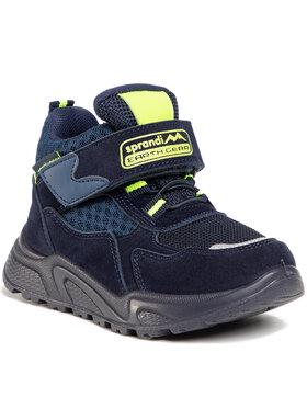 Sprandi Sprandi Stiefel CP90-20014-1 Dunkelblau
