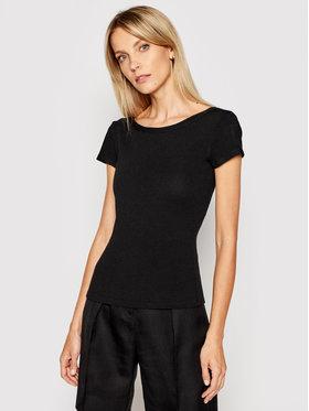 MAX&Co. MAX&Co. Блуза Danzante 69419821 Черен Slim Fit
