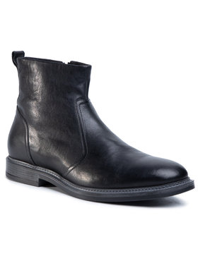 Gino Rossi Gino Rossi Šnurovacia obuv Bucchi MBU164-287-0429-9900-F Čierna