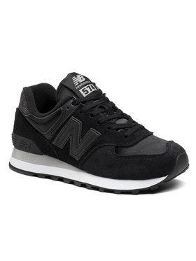 New Balance New Balance Sneakersy WL574FH2 Czarny
