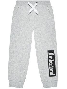 Timberland Timberland Pantaloni da tuta T24B51 M Grigio Regular Fit