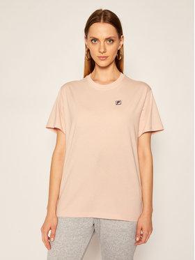 Fila Fila T-Shirt Nova 682319 Różowy Regular Fit