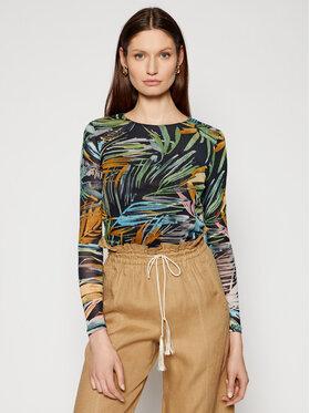 Marella Marella Блуза 39710211200 Цветен Slim Fit