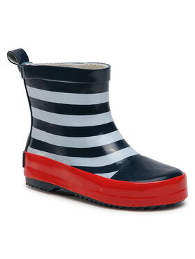 Playshoes Playshoes Gumáky 180340 S Tmavomodrá
