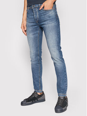 United Colors Of Benetton United Colors Of Benetton Jeans 4GZ757B98 Dunkelblau Skinny Fit
