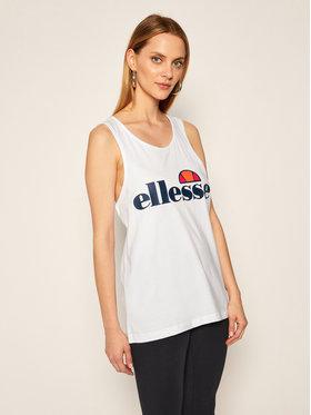 Ellesse Ellesse Top Abigaille Vest SGS04485 Bianco Regular Fit