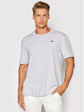 Lacoste Lacoste T-shirt TH7618 Grigio Regular Fit