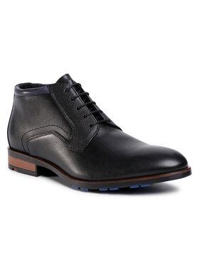 Lloyd Lloyd Šnurovacia obuv Jaron 20-560-11 Čierna