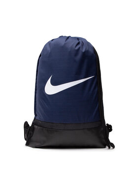 Nike Nike Σακίδιο πλάτης πουγκί BA5338 Σκούρο μπλε