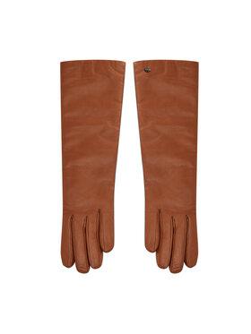 Weekend Max Mara Weekend Max Mara Дамски ръкавици Senape 55660314600 Кафяв
