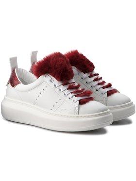 Stokton Sneakersy Burma Biela