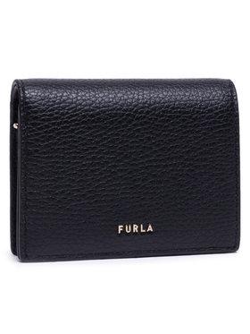 Furla Furla Малък дамски портфейл Babylon WP00075-HSF000-MD000-1-007-20-CN-P Черен