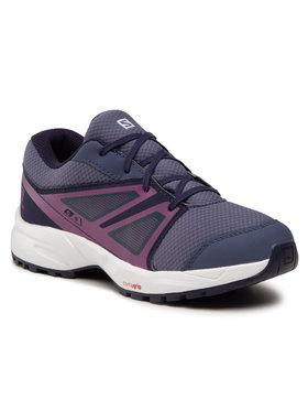 Salomon Salomon Chaussures Sense Cswp J 408103 12 M0 Violet