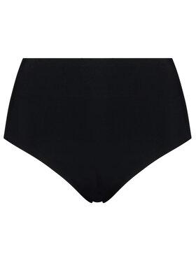 Simone Pérèle Simone Pérèle Klasické nohavičky s vysokým pásom Essentiel 13V610 Čierna