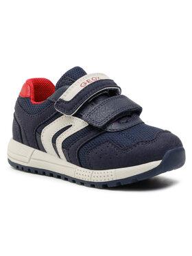 Geox Geox Sneakersy B Alben B. A B943CA 0AU11 C0735 S Granatowy