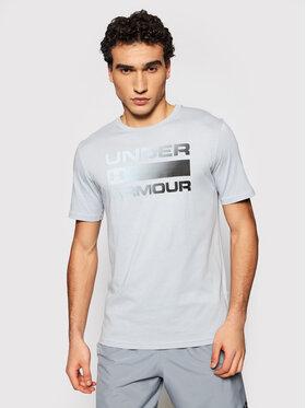 Under Armour Under Armour T-Shirt Ua Team Issue Wordmark 1329582 Šedá Loose Fit