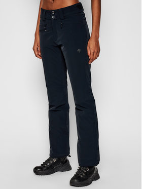 Descente Descente Pantaloni da sci Nina DWWQGD27 Nero Regular Fit