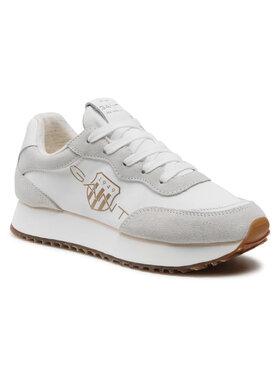 Gant Gant Laisvalaikio batai Bevinda 22533549 Balta