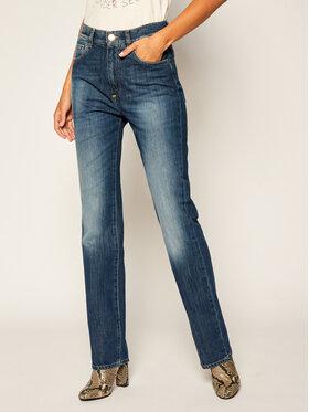 Pinko Pinko Jeans Regular Fit Futura Straight AL 20-21 PDEN2 1J10K4 Y6KC Bleu marine Regular Fit
