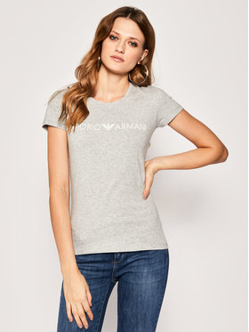Emporio Armani Underwear Emporio Armani Underwear T-shirt 163139 0P317 03748 Grigio Slim Fit