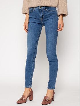 Tommy Hilfiger Tommy Hilfiger Skinny Fit Jeans Th Flex Como WW0WW28815 Blau Skinny Fit