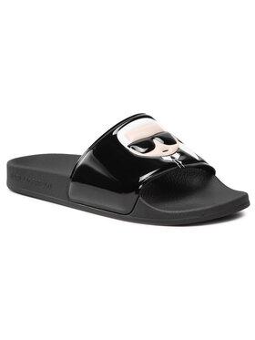 KARL LAGERFELD KARL LAGERFELD Mules / sandales de bain KL80906 Noir
