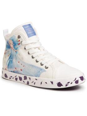 Geox Geox Sneakers J Ciak G. F J0204F 000AW C0653 D Blanc