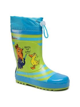 Playshoes Playshoes Bottes de pluie 188506 S Vert