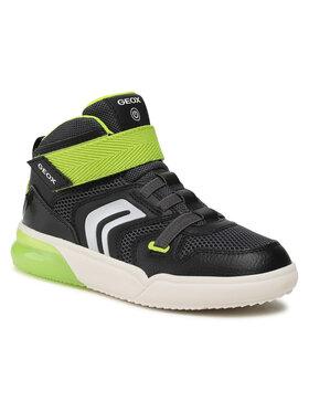 Geox Geox Sneakersy J grayjay B. C J159YC 014BU C0802 D Čierna