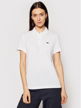 Lacoste Lacoste Polo PF7839 Biały Classic Fit