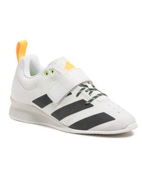 adidas adidas Chaussures adipower Weightlifting II FU8165 Blanc