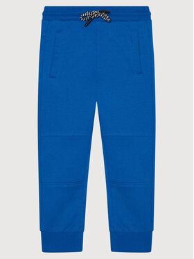 Coccodrillo Coccodrillo Pantaloni da tuta ZC1120109EVB Blu Slim Fit