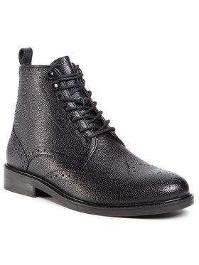 Gino Rossi Gino Rossi Μπότες MI07-A962-A791-17 Μαύρο