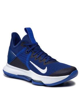 Nike Nike Cipő Lebron Witness IV Tb CV4004-400 Sötétkék