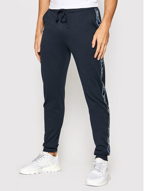 Pepe Jeans Pepe Jeans Spodnie dresowe Hobbs PMU10741 Granatowy Regular Fit