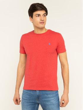 Polo Ralph Lauren Polo Ralph Lauren T-Shirt 710671438 Rot Custom Slim Fit