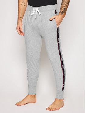 Polo Ralph Lauren Polo Ralph Lauren Spodnie dresowe Logo Tape 714804196002 Szary Regular Fit