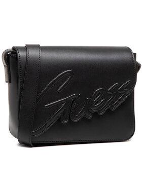 Guess Guess Handtasche Ivy HGIVY1 PU211 Schwarz