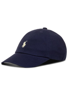 Polo Ralph Lauren Polo Ralph Lauren Șapcă Clsc Cap 321552489004 Bleumarin